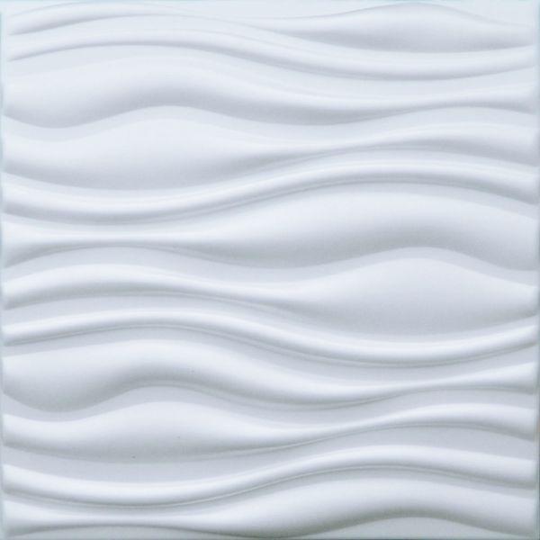 Dekoracyjne Panele ścienne 3d Kasetony Sufitowe Flow
