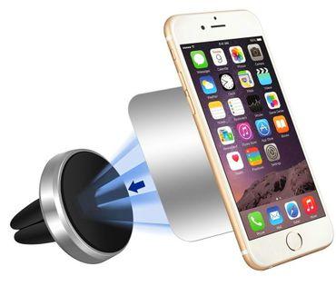 blaszka na telefon tablet metalowa pod uchwyt magnetyczny magnes 50mm