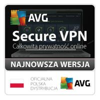 AVG Secure VPN 1PC / 2 lata