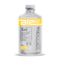 ALE - GEL - Żel energetyczny - 55.5 g cytrynowy
