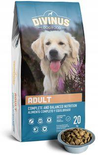 Smakowita karma Divinus Adult dla psów dorosłych