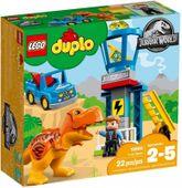 Lego polska DUPLO Jurassic World Wieża tyranozaura