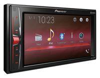 PIONEER MVH-A210BT Radio samochodowe 2DIN LCD- Mikrofon