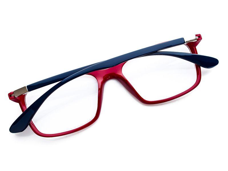 Damskie korekcyjne okulary do czytania plusy +1,00 zdjęcie 3