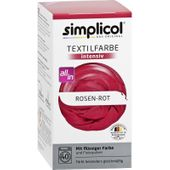 Czerwień Różana barwnik do tkanin Simplicol