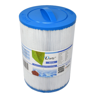 Wkład filtracyjny Darlly SC714 Filtr SPA (210mm)