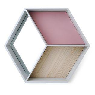 Sandra lustro z półką 44x8x38cm