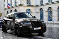 BMW X6 E71 Zestaw żarówek LED do wnętrza