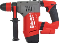Młotowiertarka SDS-PLUS Milwaukee Fuel M18 CHPX-0