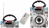 Bezprzewodowy przenośny głośnik Miniwieża Bluetooth G48