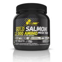 OLIMP Gold Salmon 12000 Mega Tabs 300t AMINOKWASY