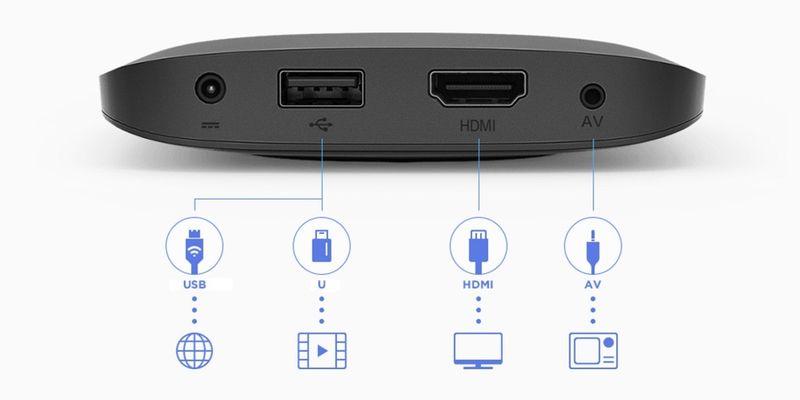 Xiaomi Mibox Mi Box 3 4K HDR Android TV 6.0 WYSYŁKA 24H MENU PL zdjęcie 2