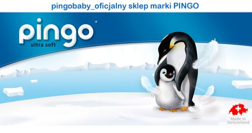 Pieluszki Pingo Ultra Soft 4 MAXI 80szt. (box 2x40) na Arena.pl