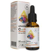 Aura Herbals Witamina C 100 mg dla dzieci - 30 ml