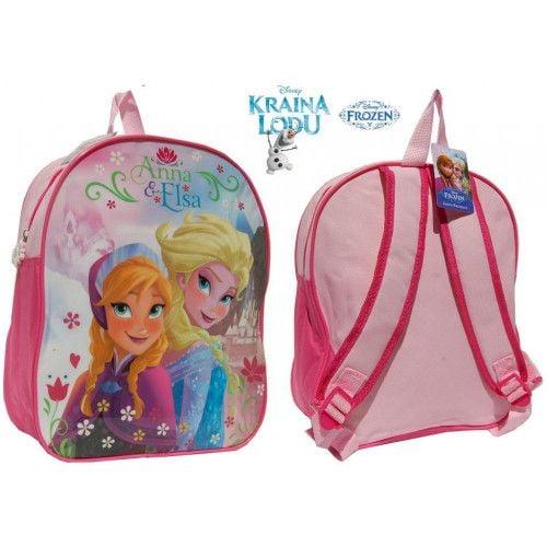 Plecaczek dla Dzieci - Frozen Kraina Lodu zdjęcie 4