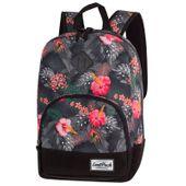 Lekki plecak szkolny CoolPack Classic 23 L, Coral Hibiscus A091 zdjęcie 2