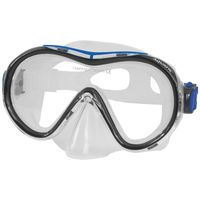 Maska do nurkowania IBIZA Kolor - Nurkowanie - Maski - 11 - niebieski
