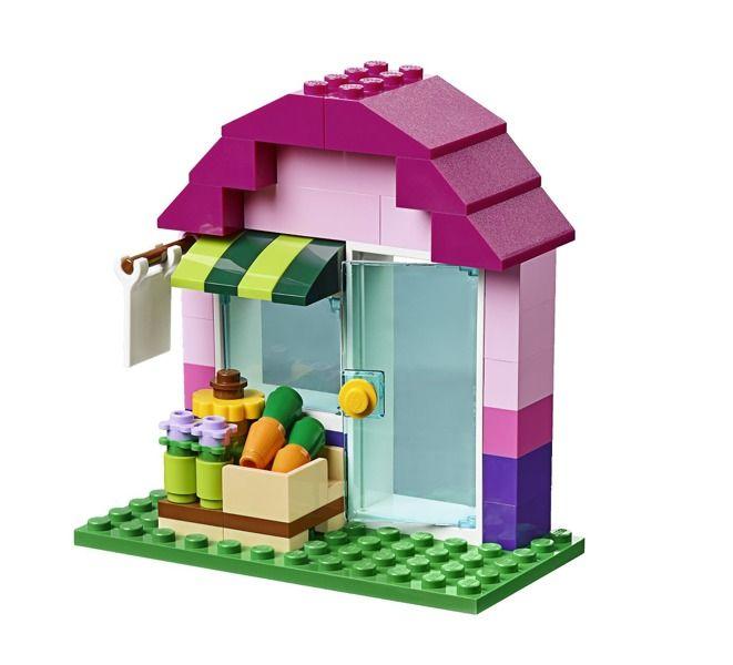 LEGO Classic - Kreatywne klocki LEGO 10692 zdjęcie 5
