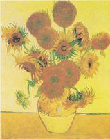 Reprodukcja Van Gogh - 15 Słoneczników - 40x60cm