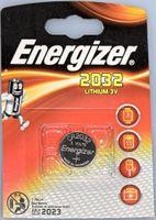CR2032 Energizer BATERIA LITOWA GUZIKOWA DL2032 3V