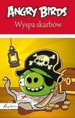 Książka Angry Birds Wyspa skarbów