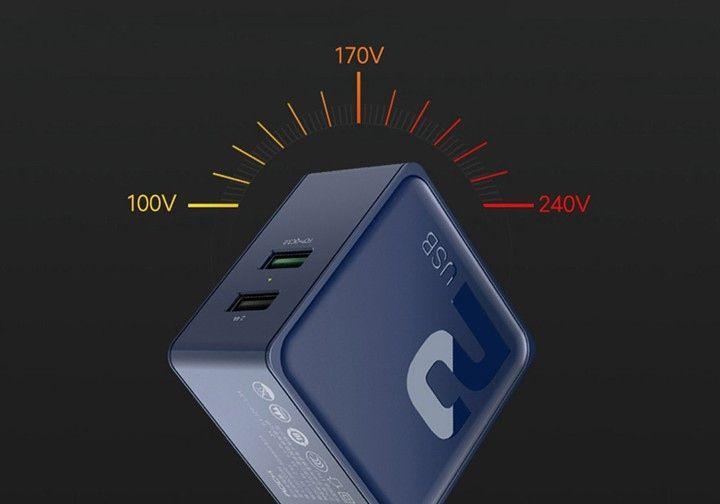 Ładowarka Sieciowa USB ROCK Quick Charge 3.0 30W zdjęcie 11