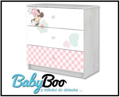 KOMODA DZIECIĘCA dla dzieci DISNEY Baby Boo WZORY!