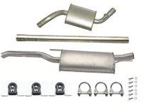 Tłumiki VW Golf III 1.8 66KW 1993-1999