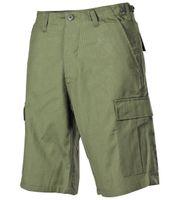 Spodnie US Bermuda BDU Rip Stop oliwkowe