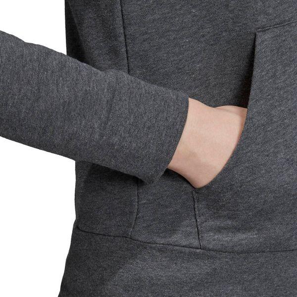 Bluza damska adidas W Essentials Linear FZ HD szara EI0660 XS