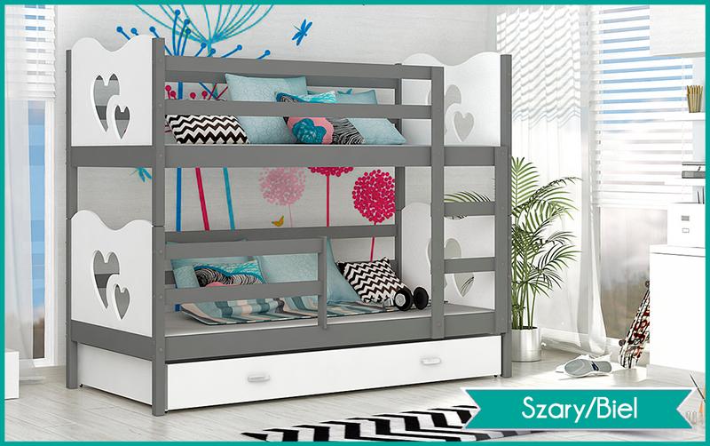ko pi trowe max color 80x190 szuflada materace. Black Bedroom Furniture Sets. Home Design Ideas