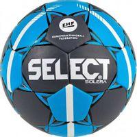 Piłka ręczna Select Solera Senior 3 2019 Official EHF szaro-niebieska 16051