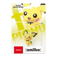 Amiibo - Smash Pichu 72 - 3DS Switch