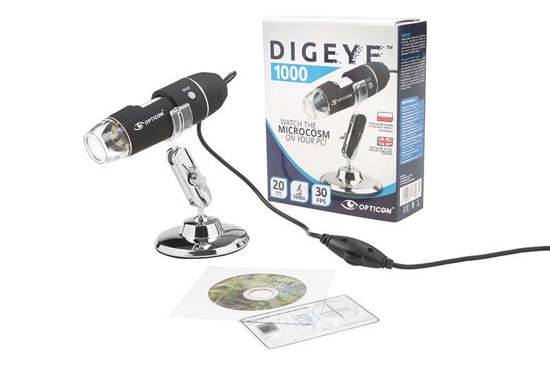Mikroskop usb digeye u arena pl