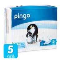 Pieluszki Pingo Ultra Soft 5 JUNIOR 11-25kg 36szt.