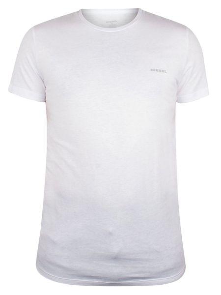 DIESEL UMTEE SHIRT JAKE 3-PACK White/White/White 00SPDG-0AALW-100 - XL zdjęcie 2