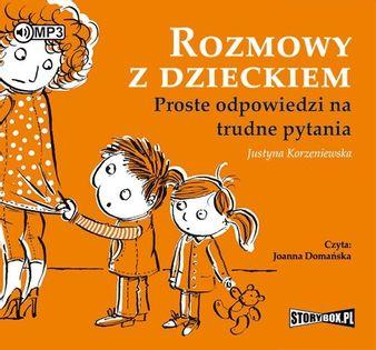 Rozmowy z dzieckiem Korzeniewska Justyna