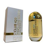 Linn Young Club 420 Gold Exclusive Women Woda Perfumowana Spray 100Ml