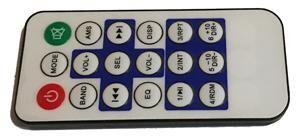 Radio samochodowe Voice Kraft VK-8621 BLUE radioodtwarzacz zdjęcie 2