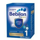 Bebilon 1 Pronutra, mleko początkowe od urodzenia, 1200 g - Długi termin ważności!