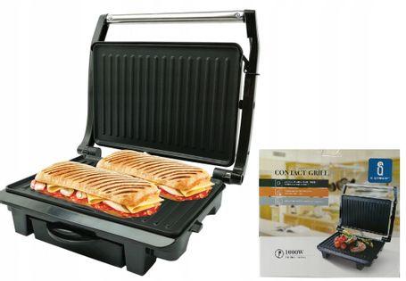 Opiekacz Toster Sandwich Maker Do 4 Kanapek 1000W
