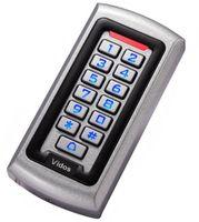 Zamek szyfrowy VIDOS ZS42 IP65 - zewnętrzny, karta lub kod