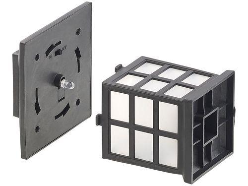 "Lampy ogrodowe solarne 6 sztuk Lunartec ""Asian"" na Arena.pl"