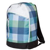 Plecak szkolny sportowy 25L szkocka krata turystyczny swe