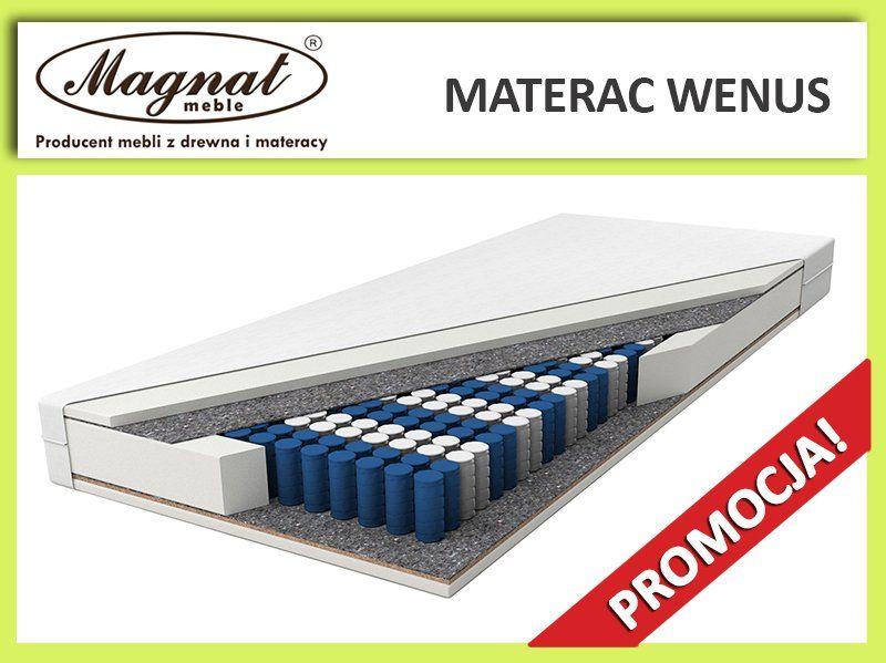 Materac kieszeniowy ATENA 160x200 9 STREF + KOKOS zdjęcie 2