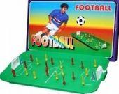 Football gra piłkarzyki na sprężynkach piłka nożna