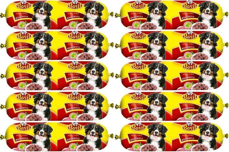 Karma dla psa Baton Basil z drobiem 30x 900 g 608601 na Arena.pl