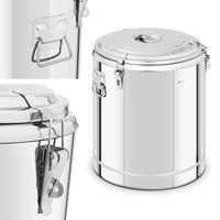 Termos gastronomiczny - 80 l Royal Catering RCTP-80E