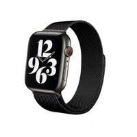 Pasek ze stali nierdzewnej Crong do Apple Watch 38/40 mm