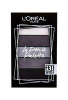 L´Oréal Paris La Petite Palette Cienie do powiek 4g Fetishist